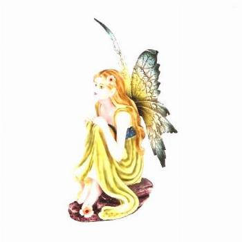 Fairyland Chartreuse Fairy: Fairy Figurines: can find Chartreuse and more on our website.Fairyland