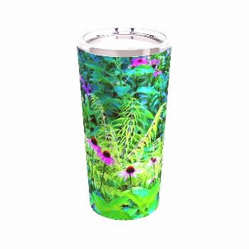 Tumbler 20oz, Purple Coneflower Garden with Chartreuse Foliage#20ozYou can find Chartreuse and more