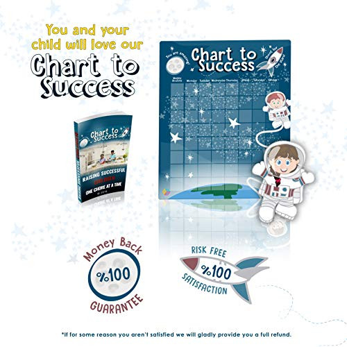 Chart to Success| Magnetic Dry Erase| Daily Routine