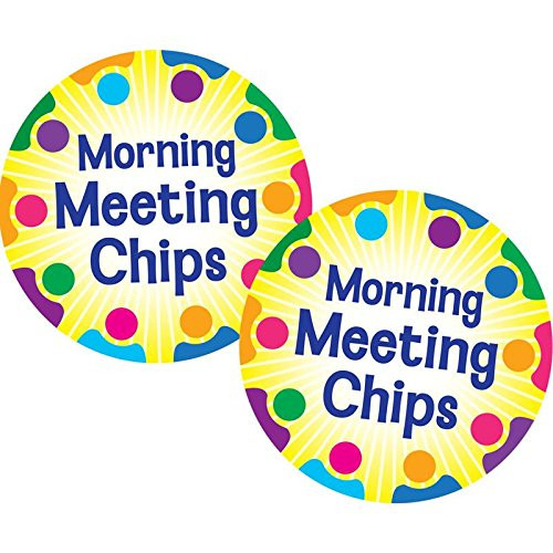 Really Good Stuff Morning Meeting Chips